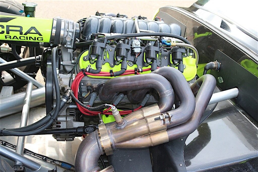 Chevy Exhaust Manifold