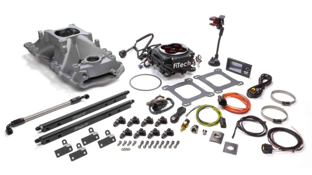 Small Block Chevy Fuel Injection Kits
