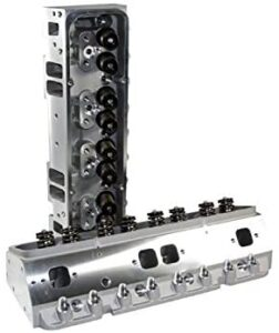 Assault Racing Products SBC20064SC-3/8 Small Block Chevy Cylinder Heads