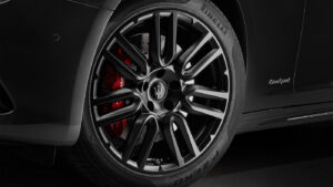 How much do black rims cost
