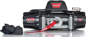 WARN 103252 VR EVO 10 Winch with Steel Cable